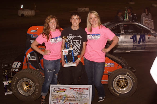Chase Goetz wins again at Grays Harbor!