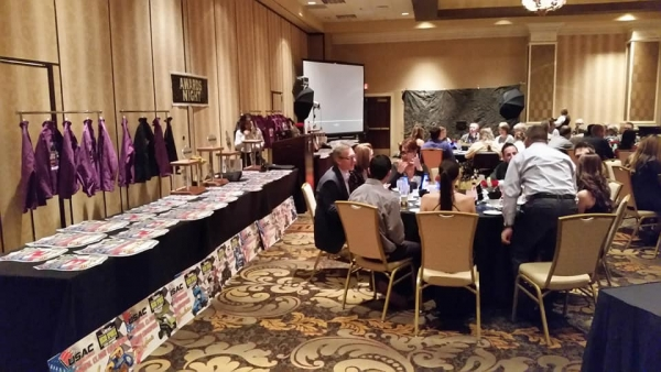 USAC WESTERN RACERS CELEBRATED AT LAS VEGAS AWARDS BANQUET