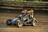#76 Brady Bacon - 3rd in USAC National Midget points