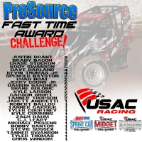 GRANT LEADS PROSOURCE FAST TIME CHALLENGE WITH 4 OPPORTUNITIES LEFT