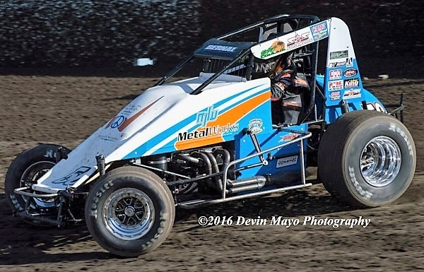 Ryan Bernal in action at Tulare.
